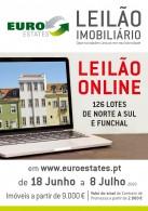 A EuroEstates aposta nos Leilões online